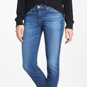 AG Adriano Goldschmied cigarette Jeans